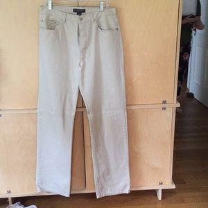 Mens fine wale corduroy pants